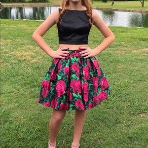 Sherri Hill homecoming dress (00)